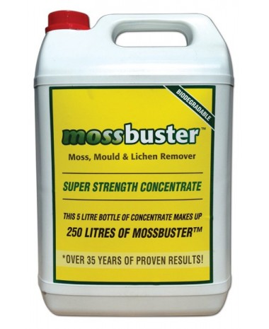 Mossbuster 5Litre